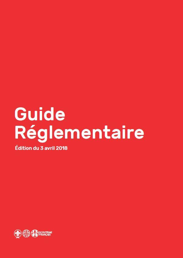 <b>Guide réglementaire</b>