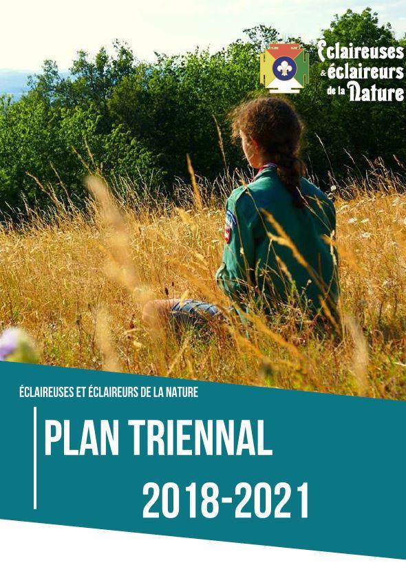 <b>Plan triennal 2018-2021</b>