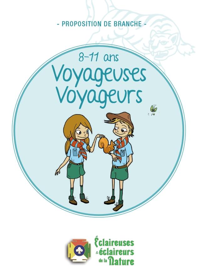 <b>Voyageuses Voyageurs 8-11 ans</b>