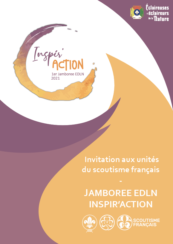 <b>Invitation Inspir'action au Scoutisme Français</b>